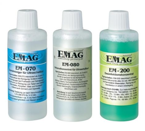 3-pc cleaning concentrate set Emag 61014