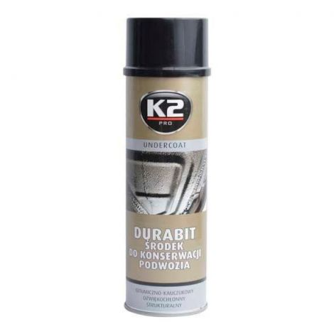 Chemistry K2 UNDERCOAT 500 ml - Protective asphalt paint for the chassis