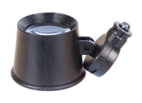 LEVENHUK Magnifying glass hand LEVENHUK ZENO GEM M3 + LED lighting