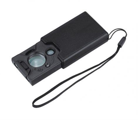 LEVENHUK Magnifying glass hand LEVENHUK ZENO GEM M13 + LED lighting