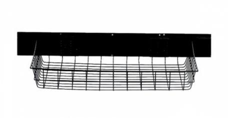 Tool holder G21 BLACKHOOK big basket 63 x 14 x 35 cm