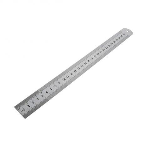 EXTOL CRAFT Stainless steel ruler 500mm (459)
