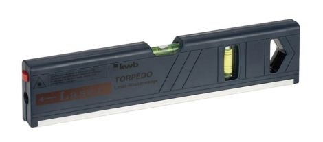 Torpedo laser spirit level
