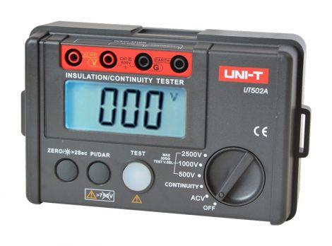 Insulation resitance tester UNI-T UT502A