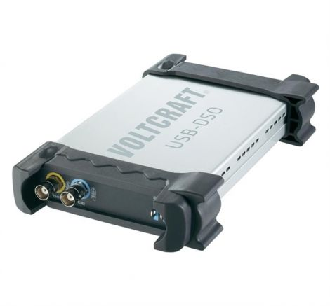PC scope module VOLTCRAFT DSO-2020 USB 20 MHz 2-channel