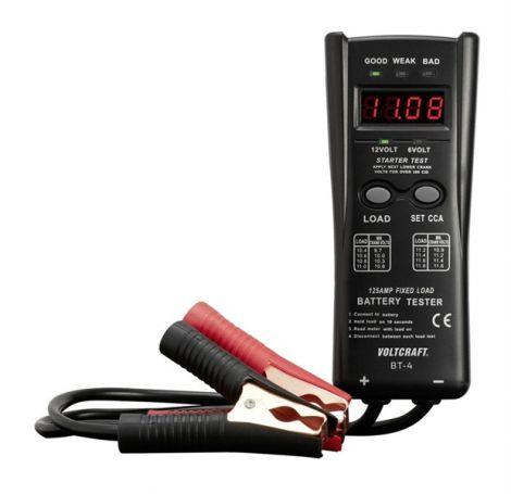 Battery tester VOLTCRAFT BT-4