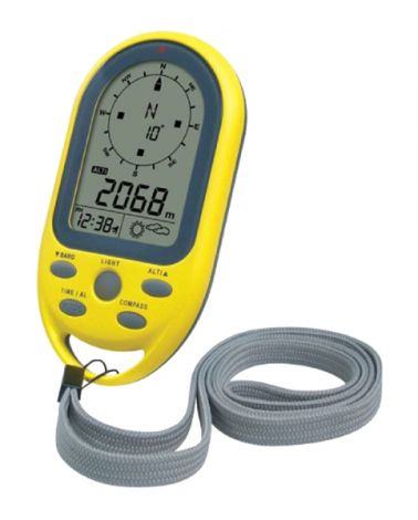 Techno Line EA 3050 Altimeter with barometer and compass