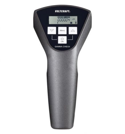 Geiger Counters, Radiation Survey Meters, Radiation Dosimeters VOLTCRAFT