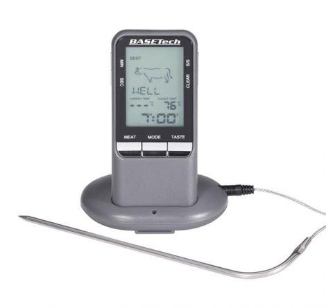 Probe thermometer Basetech BK-BBQ 0 - 250 °C