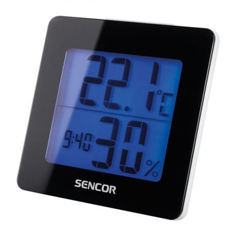 Thermometer with Alarm Clock SENCOR SWS 1500 B
