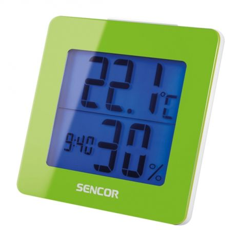 Thermometer with Alarm Clock SENCOR SWS 1500 GN