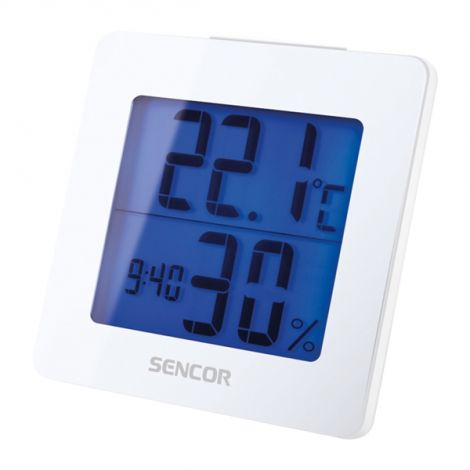 Thermometer with Alarm Clock SENCOR SWS 1500 W