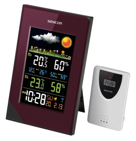 SENCOR SWS 280 Weather station