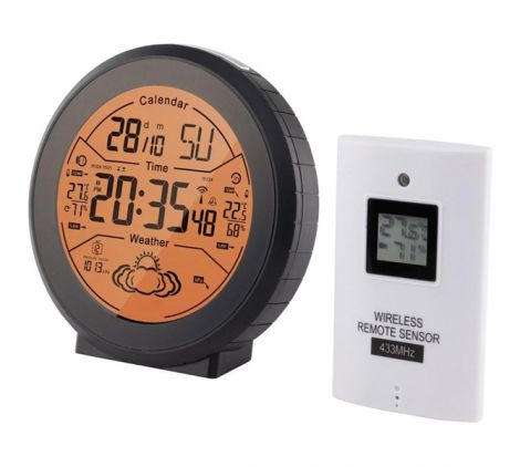 Wireless weather station Renkforce AOL-5052B