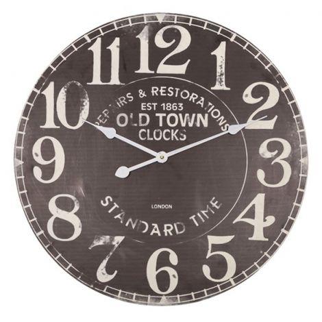 Analog Clock BALANCE OLD TOWN 60 cm