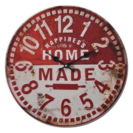 Analog clock BALANCE HOMEMADE 40 cm