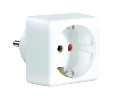 Czech Adaptor plug