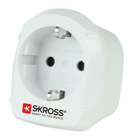Travel adapter from EU to UK SKROSS SKR1500230