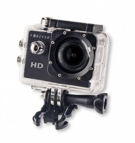 """Camera Action HD 720p, LCD 1.5"""", waterproof 30m FOREVER SC-100"""
