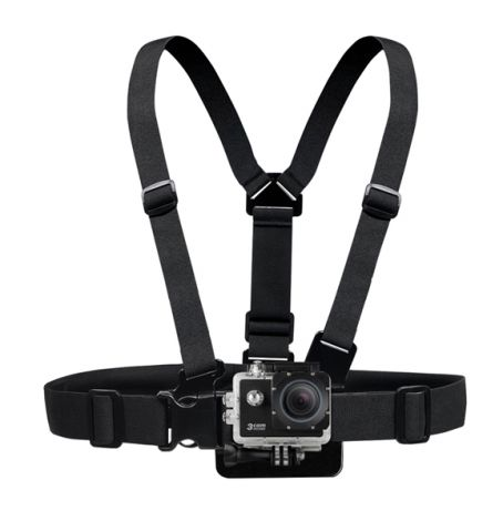 Holder for head and chest for 3CAM 4K01W Outdoor - CAR SET