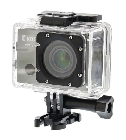 "Camera Action Full HD 1080p LCD 2"", GPS, waterproof 45m KÖNIG CSACWG100"