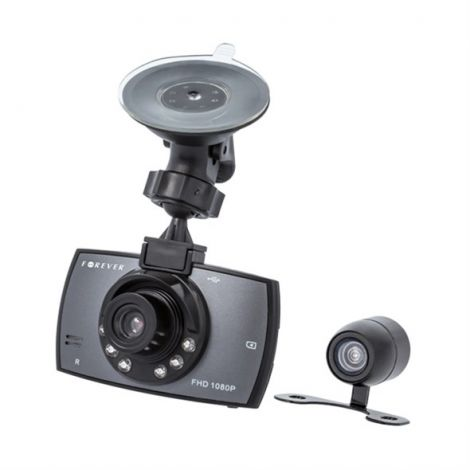 "Camera Car Full HD FOREVER VR-200, 2.7"" + rear camera"