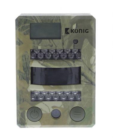 Camera 8 Mpx KÖNIG SAS-DVRODR05