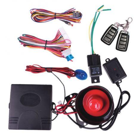 Car alarm with homologation PY-Y-3018