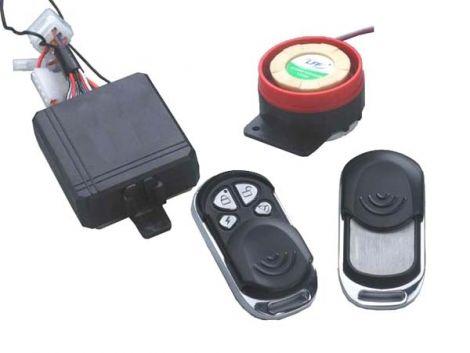 SPY safety system for motorcycles (SPY16)