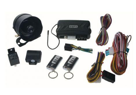 SPY Car Autoalarm with remote engine start (SPY13)