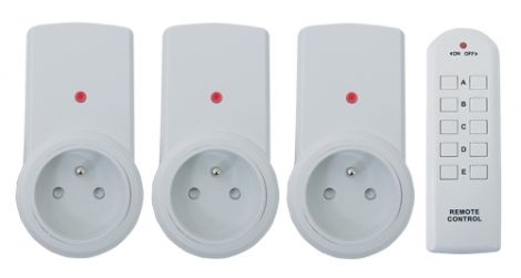 Remote control socket TA35