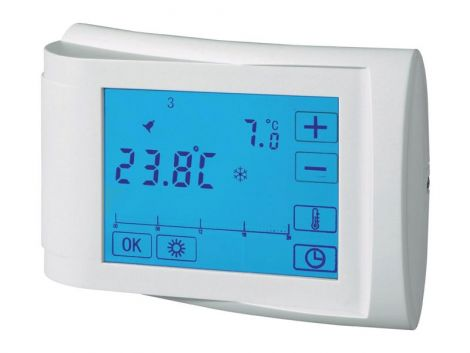 Thermostat  AP with week programming LCD