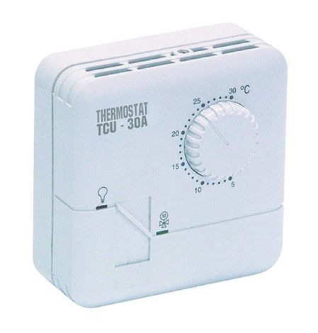 Analog Thermostat TCU-30A