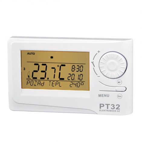 Termostat PT32 ELEKTROBOCK