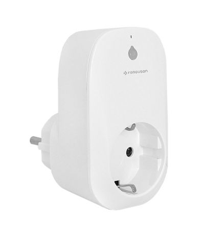 Socket WiFi FERGUSON SMART white