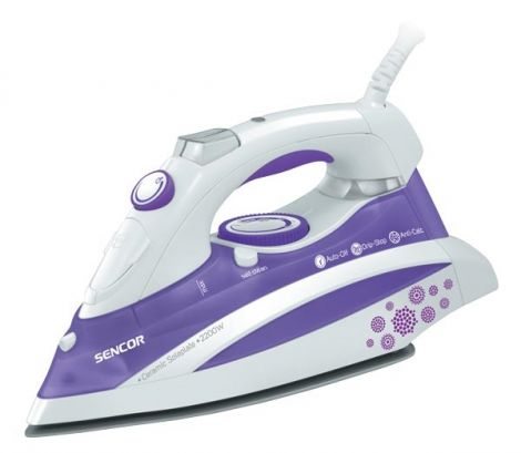 Steam Iron SENCOR SSI 8441VT