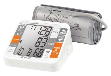 Sencor SBP 690 Digital Blood Pressure Monitor