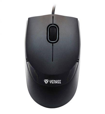 Myš USB YMS 1005BK Rio Black YENKEE