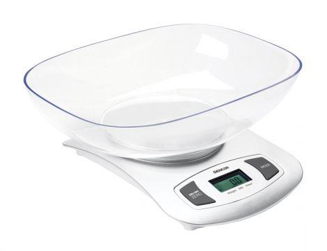 Kitchen Scale SENCOR SKS 4001WH