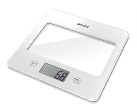 Kitchen Scale SENCOR SKS 5020WH