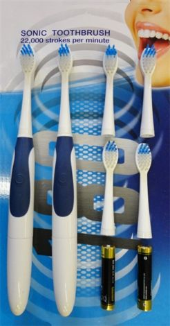 Set toothbrushes SG22 sonic