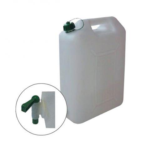 Kanystr PVC s kohoutem 20l