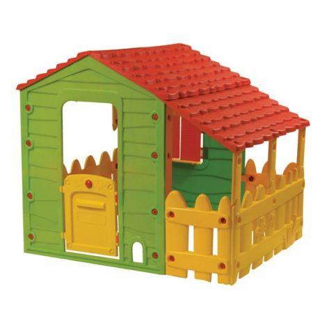 Children's playhouse farm BUDDY TOYS BOT 1130