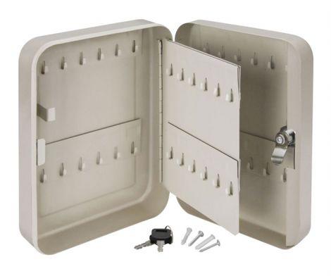 EXTOL CRAFT Keyboard box, 250x180x80mm, for 48 keys