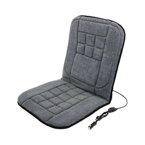 COMPASS Seat cover 12V TEDDY heated with thermostat