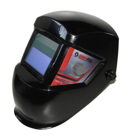 Μάσκα Ηλεκτροκόλλησης MAR-POL black LYG-4 M79384