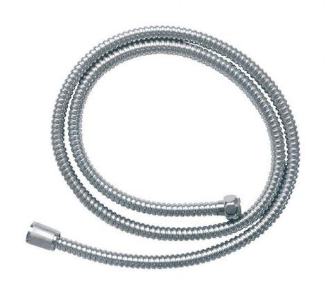 Shower hose, stainless steel, 150cm, double lock, chrome, FRESHHH