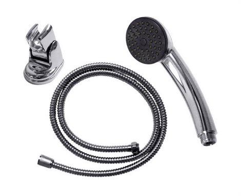 Set of shower small, 1-functional head, shower holder, hose 150cm, BALLETTO