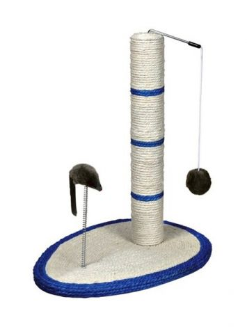 Scratcher for cats TRIXIE cylinder with ball