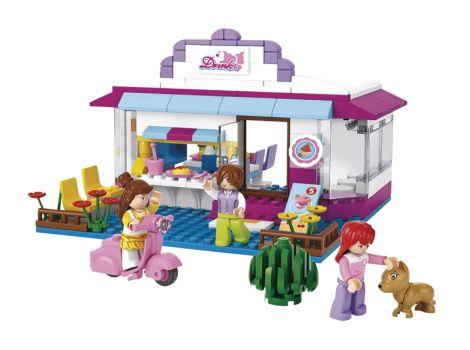 SLUBAN GIRLS DREAM CAFE BAR M38-B0528